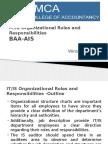 BAA-AIS-Organizational Roles and Responsibilities