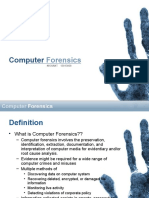 Computer Forensics Presentation