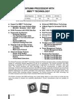Pentium Processor with MMX Technology