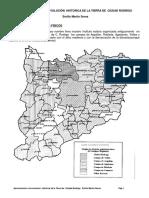 Aproximación a La Evolución Histórica de La Tierra de Ciudad Rodrigo