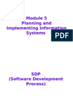 BIS-M5-Planning and Implementing Information Systems