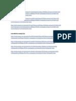 Links - Extracción y Cromatografia