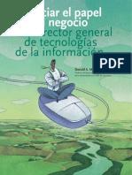 Potenciar El Papel en El Negocio Del Director General de Tecnologías de La Información