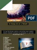 CAPITULO 23 Es tiempo de ver a Yahweh.pptx