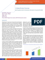Global Construction Chemicals Market