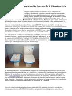 Distribución De Productos De Fontanería Y Climatización