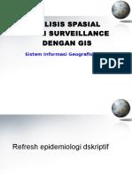 Analisis Spasial Dalam Surveillance