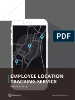 How much does it cost to build an employee location tracking app?