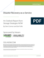 Disaster Recovery-as-a-Service