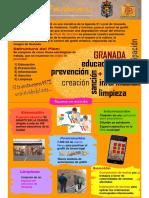 Poster Granada + Imagen