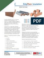 PolyPhen Insulation Data