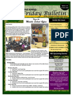 Parent Bulletin Issue 33 SY1516
