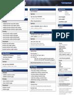 CSS 3 Help Cheat Sheet