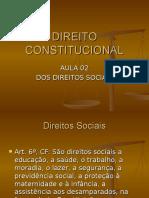 Direito Constitucional Aula 02