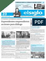 Edicion Impresa Elsiglo 20-05-2016