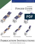 OpenHand Finger Guide