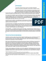 UNICEF Indonesia Child Trafficking Fact Sheet - July 2010