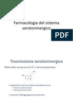 Farmacologia Del Sistema Serotoninergico21!12!09