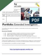 6 personal investigation development project brief 2016-2017