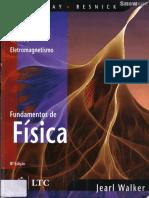 Fundamentos de Física Halliday Livro - 8Edição Volume 3