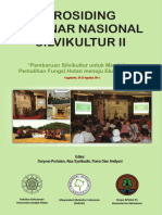 FINAL Prosiding Seminar Nasional Silvikultur 2014 Kehutanan UGM (1)
