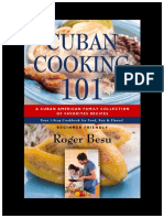 Cuban Cooking Book