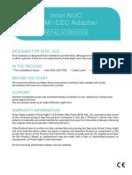 NUC-CEC Print Guide