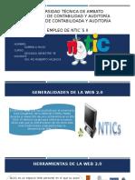 UNIDAD I NTIC'S II