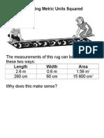 l2 renaming metric units squared
