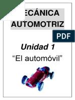 Mecánica Automotriz - Unidad 1