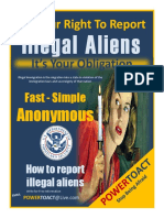 2015 Illegal Aliens Guns Gangs Government Illegal Aliens Hillary Rodham Clinton Barack Obama Invasion How to Report