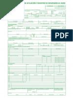 Formulario de Afiliacion y Registro de Novedades
