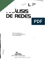 Analisis de redes (Van Valkenburg).pdf