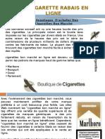 Les Avantages D'acheter Des Cigarettes Bon Marché