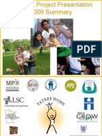 FATHER Project, 2009 Accomplishments