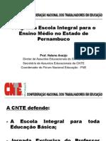 Programa de Escola Integral Em Pernambuco