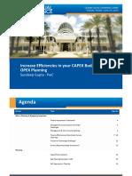 SAP Budgeting