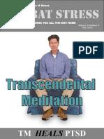 The Impact of TM on PTSD