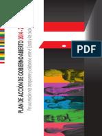 3. Folleto Proceso elaboracion Plan de Acción de Gobierno Abierto 2014 - 2016.pdf