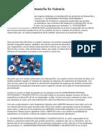 Suministros De Fontanería En Valencia