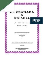 Paso Doble Arreglo Para Banda Musical de Granada a Daimiel