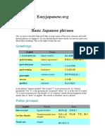 Basic Japanese.doc