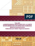 Materiales Manual Auto Instructivo Taller Jurisprudencia Relevante de La Cidh
