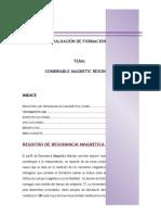 CMR Evaluacion de Formaciones