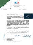 Lettres de Ségolène Royal