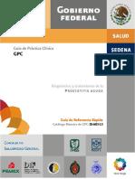 GRR SS 683 13 Diagnostico y Tratamiento de La Prostatitis Aguda