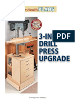 3 in 1 Drill Press Upgrade