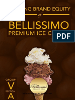 Group 5 Section a Bellissimo Premium Ice Cream