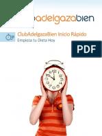 01 - Club Adelgaza Bien Inicio Rapido