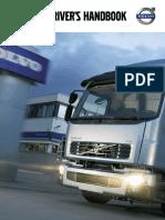 Manual de Instrucciones Volvo Fl 7-240-2011 Caja Manual de 6 Velocidades